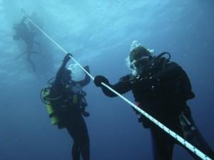 Giluminio nardymo kursai (Deep diver)